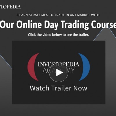 Investopedia Popup Design
